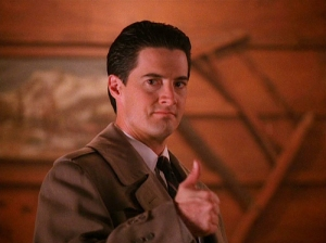Agent Cooper endorses this post